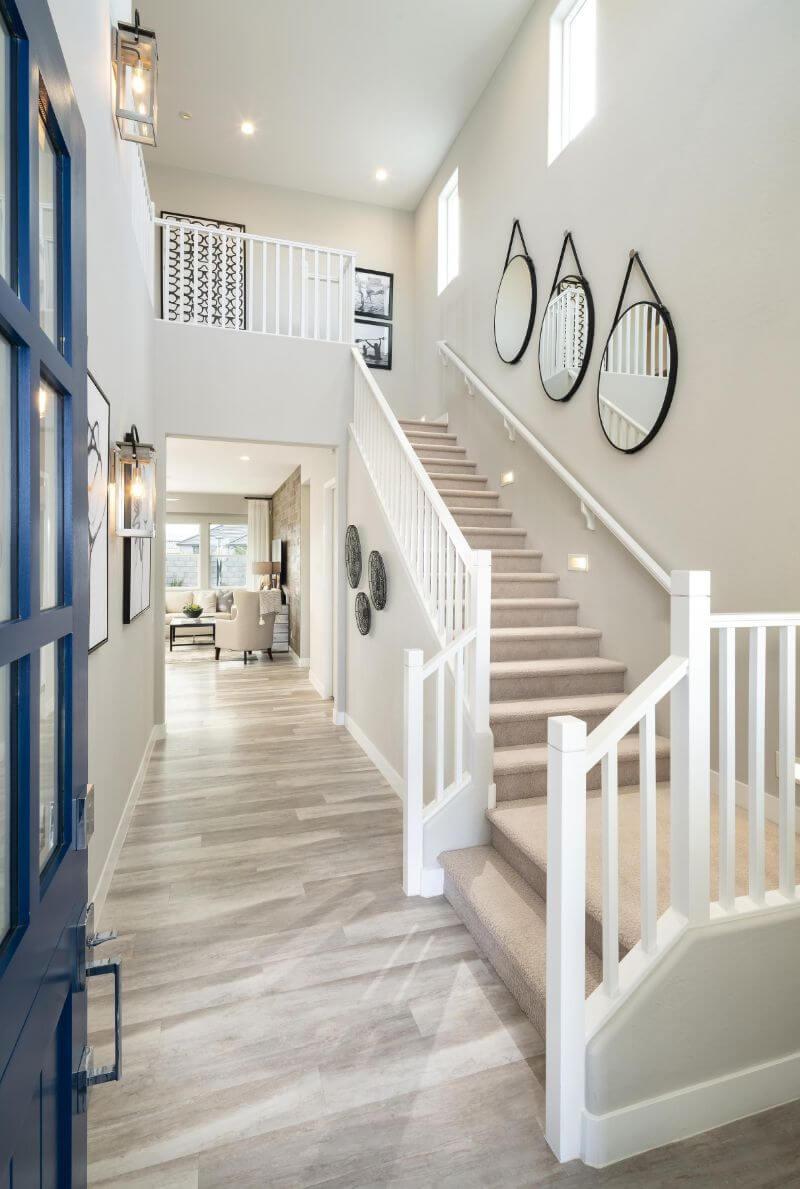 もふもふの階段イメージ